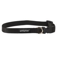 Ошейник AmiPlay Basic (Черный)