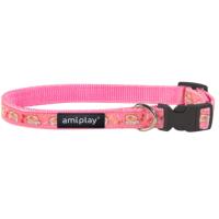 Ошейник AmiPlay Wink (Розовый)