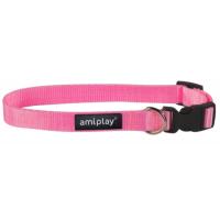 Ошейник AmiPlay Basic (Розовый)