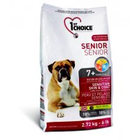 1ST CHOICE Senior Sensitive Skin & Coat All Breed