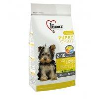 Сухой корм для собак 1ST CHOICE Puppy Toy & Small Breed