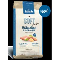 Bosch Soft+ Junior (Цыпленок с бататом)