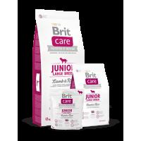 Сухой корм для собак Brit Care Junior Large Breed Lamb & Rice