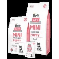 Brit Care Mini GF Puppy Lamb