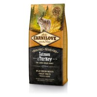Сухой корм для собак Carnilove Salmon&Turkey for Large Breed Adult