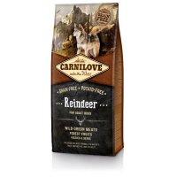 Сухой корм для собак Carnilove Reindeer for Adult Dogs