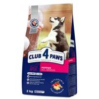 Club 4 Paws для щенков всех пород (Курица)