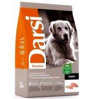 Darsi Sensitive для собак всех пород