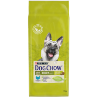 Dog Chow Для взрослых крупных собак (Индейка)