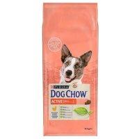 Dog Chow Для активных собак (Курица)