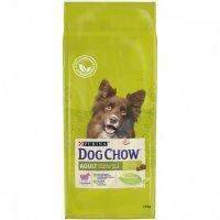 Dog Chow Для взрослых собак (Ягненок)