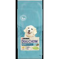 Dog Chow Для щенков (Курица)