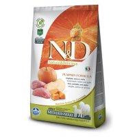 Farmina N&D GF Pumpkin Adult Medium & Maxi (Тыква, кабан, яблоко)