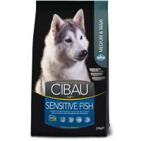 Farmina Cibau Sensitive Fish Medium & Maxi (Рыба)