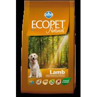 Farmina Ecopet Natural Lamb Medium (Ягненок)