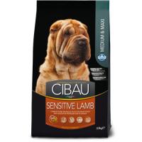 Farmina Cibau Sensitive Lamb Medium & Maxi (Ягненок)