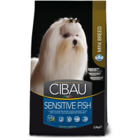 Farmina Cibau Sensitive Fish Mini (Рыба)