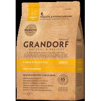 Grandorf Probiotics Adult Mini (4 вида мяса и рис)