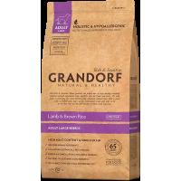 Grandorf Adult Large Breed (Ягненок и рис)