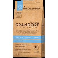 Grandorf Adult All Breeds (Белая рыба и рис)