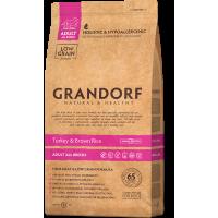 Grandorf Adult All Breeds (Индейка и бурый рис)