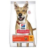 Hill's Science Plan для активных, рабочих и охотничьих собак с курицей
