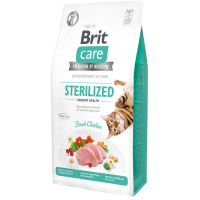 Brit Care Cat GF Sterilized Urinary Health (Курица)