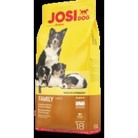 Сухой корм для собак JosiDog Family (29/17)