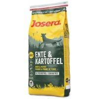 Сухой корм для собак Josera Duck & Potato