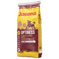 Сухой корм для собак Josera Optiness
