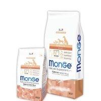 Monge Dog Speciality Adult All Breeds (Лосось, рис)