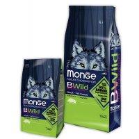 Сухой корм для собак Monge Dog BWild Adult Wild Boar (Дикий кабан)