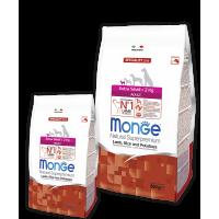 Monge Dog Speciality Adult X-Small (Ягненок,рис,картофель)