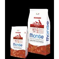 Monge Dog Speciality Adult All Breeds (Ягненок, рис, картофель)