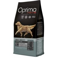 Сухой корм для собак Optima Nova Adult Obesity Chicken&Rice
