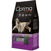 Сухой корм для собак Optima Nova Adult Medium Chicken&Rice