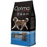 Сухой корм для собак Optima Nova Puppy Large Chicken&Rice