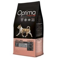 Сухой корм для собак Optima Nova Adult Mini Sensitive Salmon&Potato