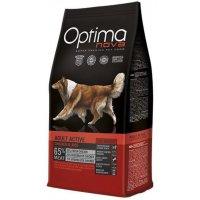 Сухой корм для собак Optima Nova Adult Active Chicken&Rice