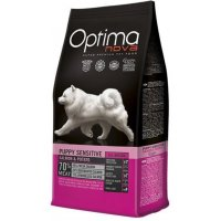 Сухой корм для собак Optima Nova Puppy Sensitive Salmon&Potato