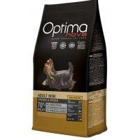 Сухой корм для собак Optima Nova Adult Mini Chicken&Potato