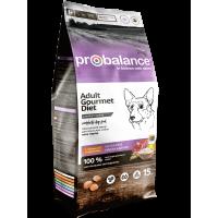 ProBalance Dog Gourmet Diet (говядина и кролик)