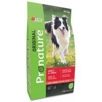 Сухой корм для собак Pronature Original Dog Lamb, Peas&Barley
